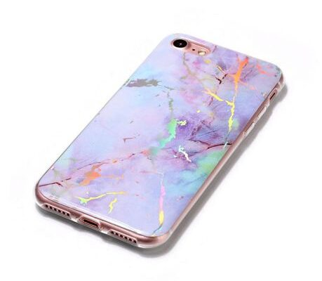 Pink Marble Cover iPhone SE 2020 / 8 / 7