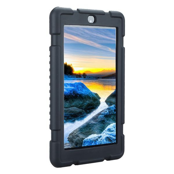 """Kindle Fire 7"""" 2017 Shockproof Silicone Cover"""