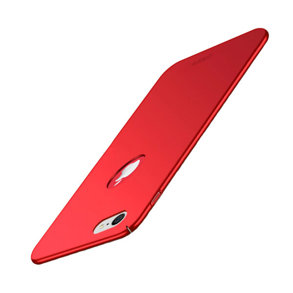 Ultra Thin Cover iPhone SE 2020 / 8 / 7 Red
