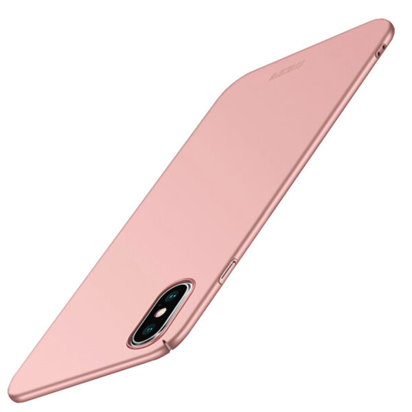 iPhone X & XS Ultra Thin Cover Rose Gold