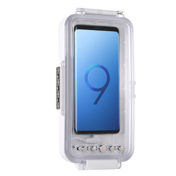 Waterproof Underwater Cover For Android Phones Type-C Port
