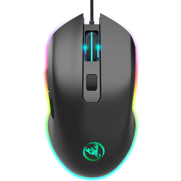 Wired RGB Optical Gaming Mouse