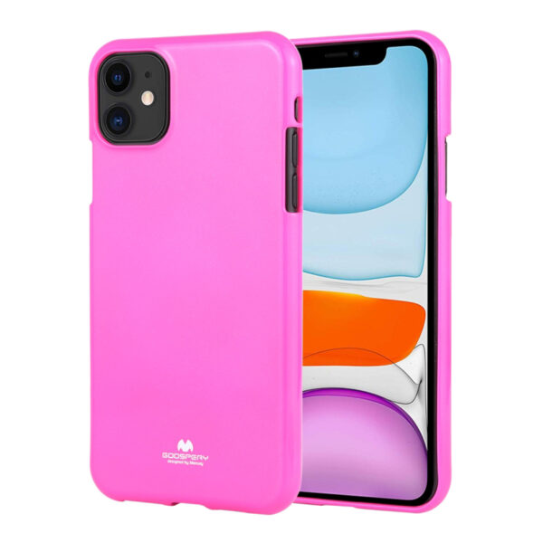 Lumo Pink Cover For iPhone 11