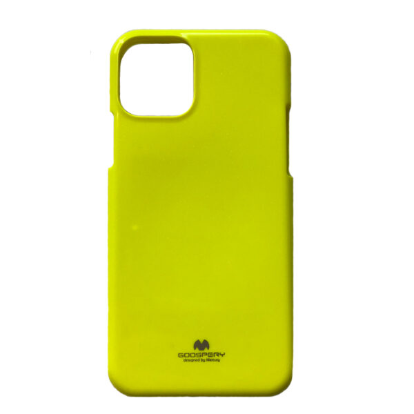 Lumo Yellow Cover For iPhone 11