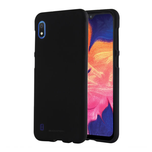Soft Feeling Cover Galaxy A10 Black