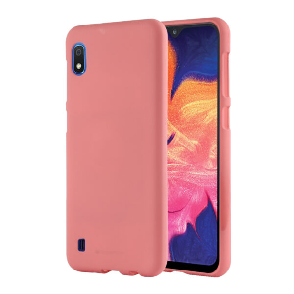 Soft Feeling Cover Galaxy A10 Coral