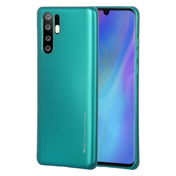 I-Jelly Cover Huawei P30 Pro Emerald Green