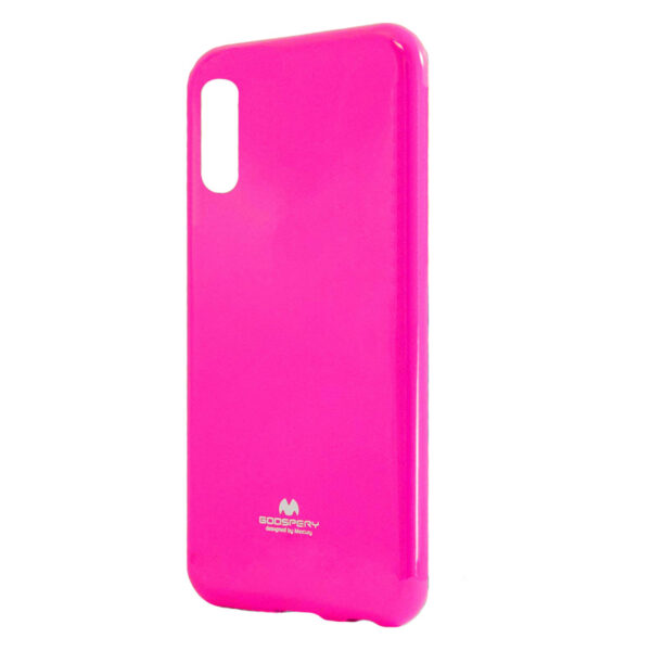 Jelly Cover iPhone X & XS Lumo Pink