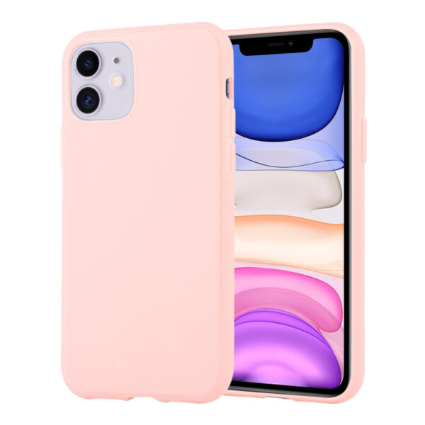 Style Lux Cover iPhone 11 Pink