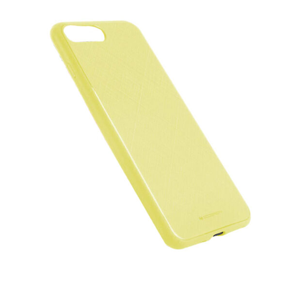 Style Lux Cover iPhone 6 & 6S Yellow