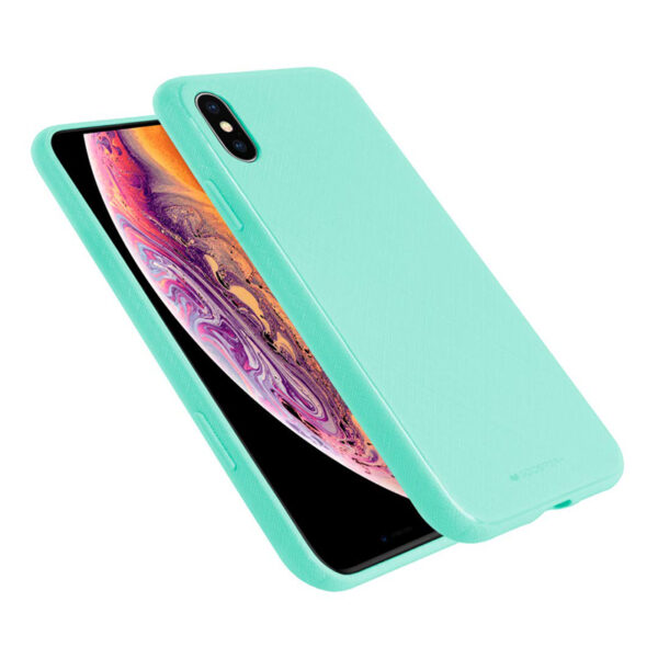 Style Lux Cover iPhone X & XS Sky Blue