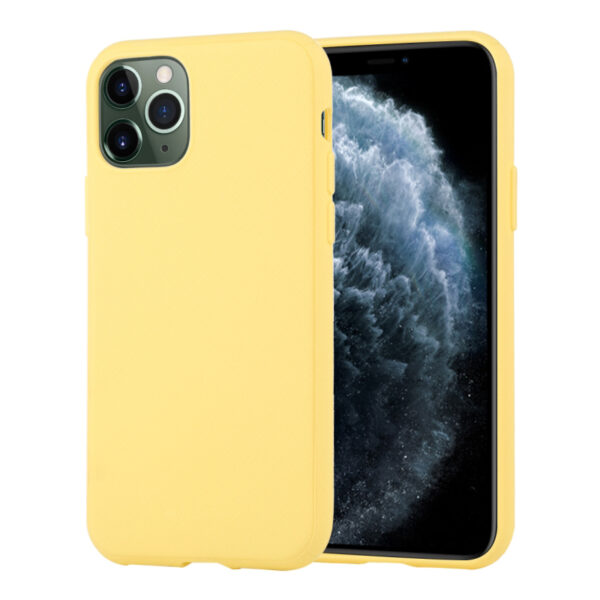 Style Lux Cover iPhone 11 Pro Yellow