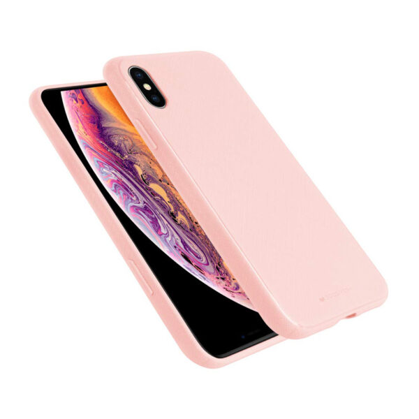 Style Lux Cover iPhone X & XS Pink