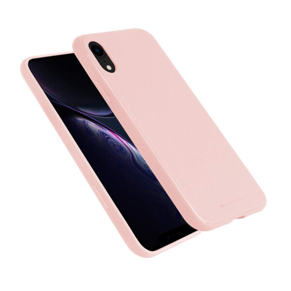 Style Lux Cover iPhone XR Pink