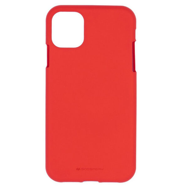 Soft Feeling Cover iPhone 11 Pro Red