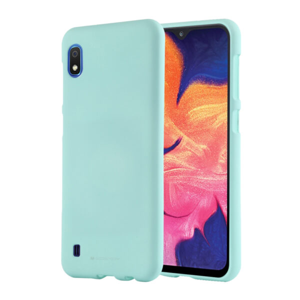 Soft Feeling Cover Galaxy A10 Mint