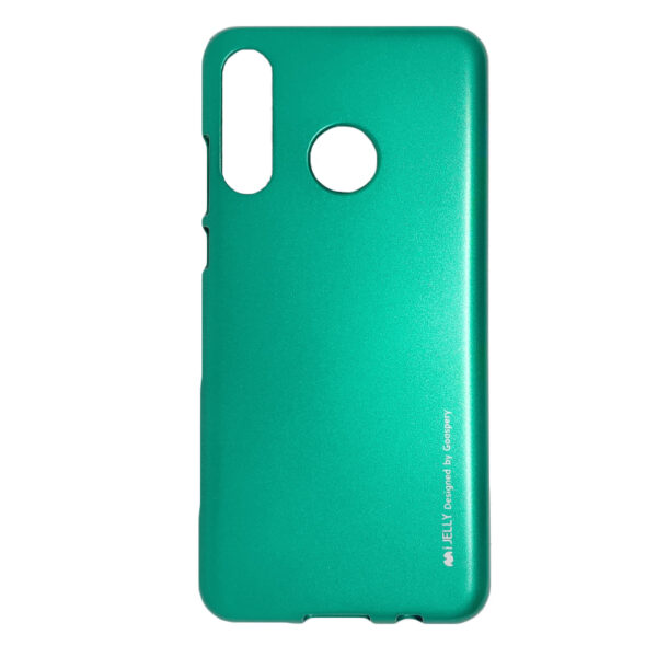 I-Jelly Cover Huawei P30 Lite Emerald Green