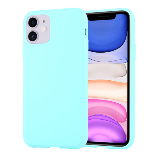 Style Lux Cover iPhone 11 Sky Blue