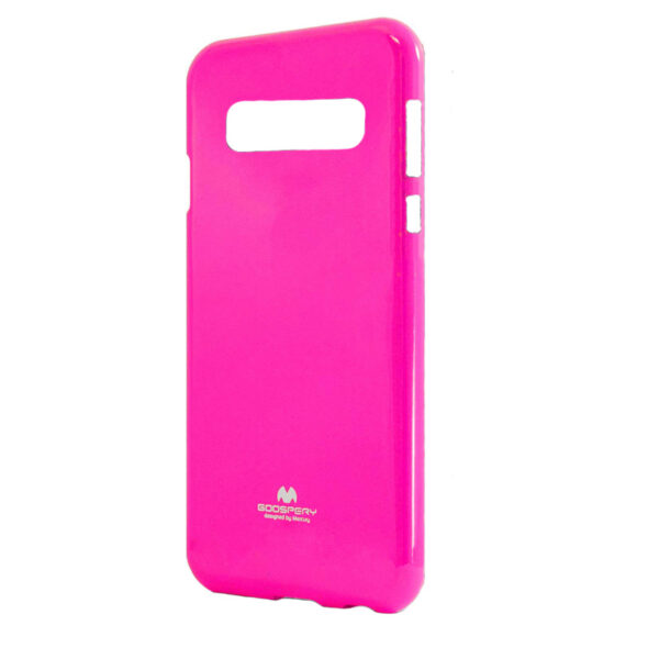 Jelly Cover Galaxy S10 Plus Lumo Pink