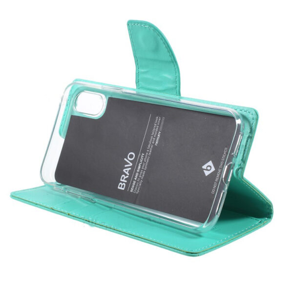 Flip Cover With Card Slots iPhone X