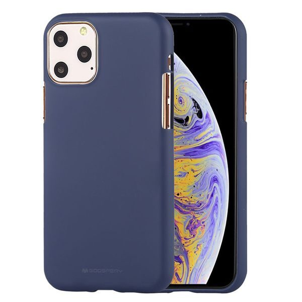 Soft Feeling Cover for iPhone 11 Pro Max Midnight Blue
