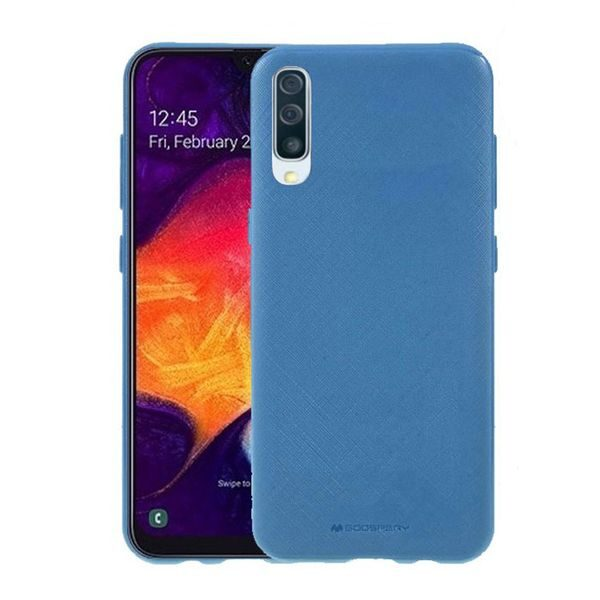 Style Lux Cover for Galaxy A50 Blue