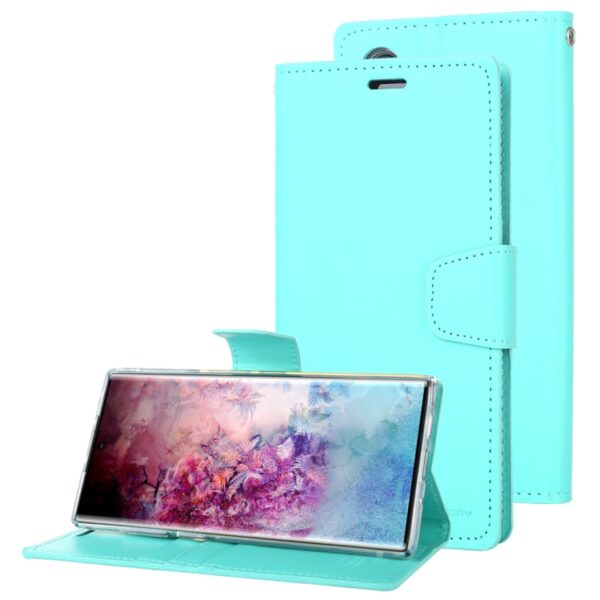 Flip Cover Wallet With Card Slots Galaxy Note 10