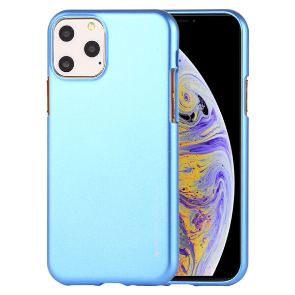I-Jelly Cover for iPhone 11 Pro Max Blue