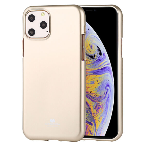 Jelly Cover iPhone 11 Pro Max Gold