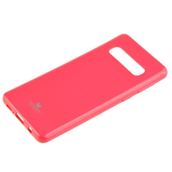 Jelly Cover for Galaxy S10e Hot Pink
