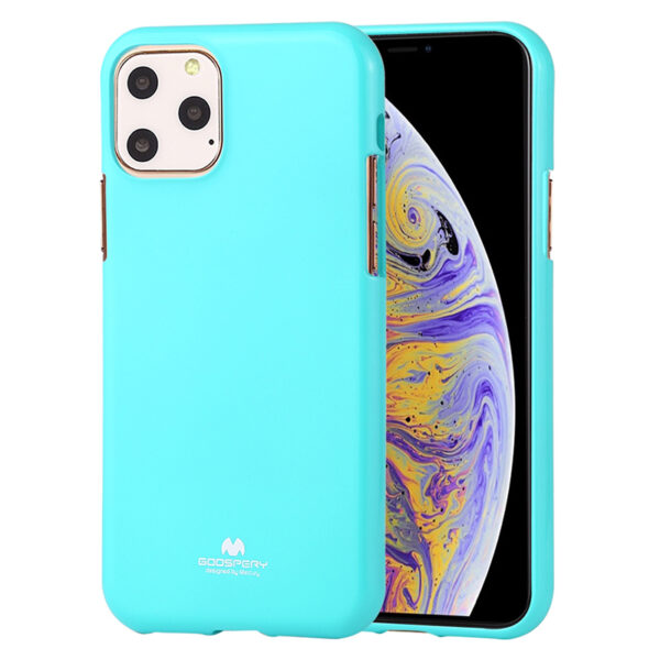 Jelly Cover iPhone 11 Pro Max Mint