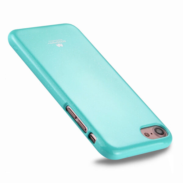 Jelly Cover iPhone 7 & 8 Mint