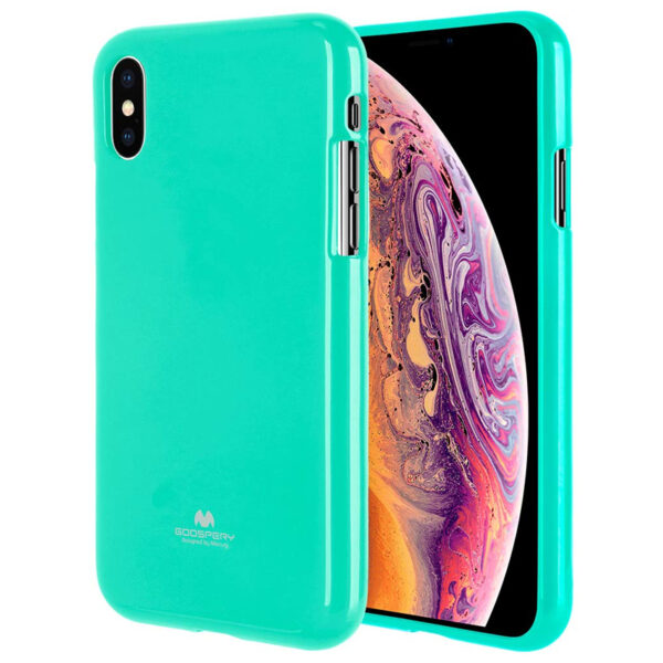 Jelly Cover iPhone XS Max Mint