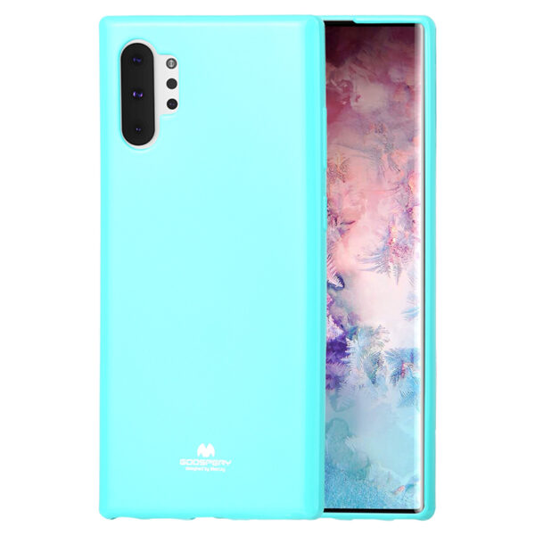 Jelly Cover Galaxy Note 10 Plus Mint