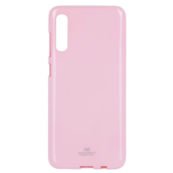 Jelly Cover Galaxy A70 Pink