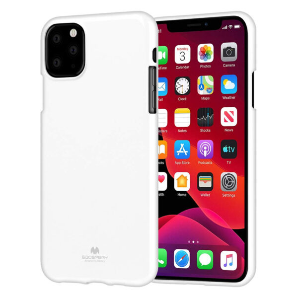 Jelly Cover for iPhone 11 Pro Max White