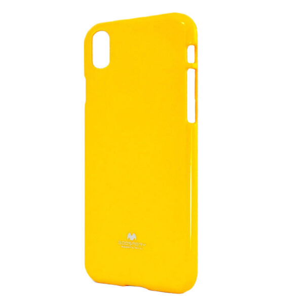 Jelly Cover Galaxy A10 Mustard