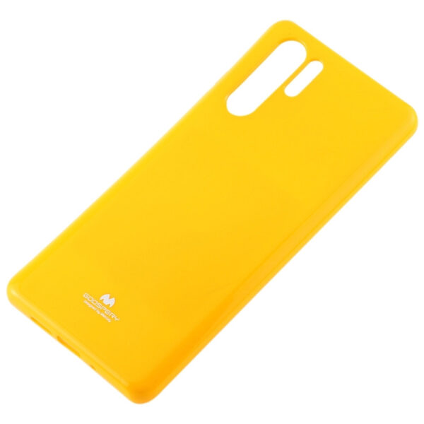 Jelly Cover Huawei P30 Pro Mustard