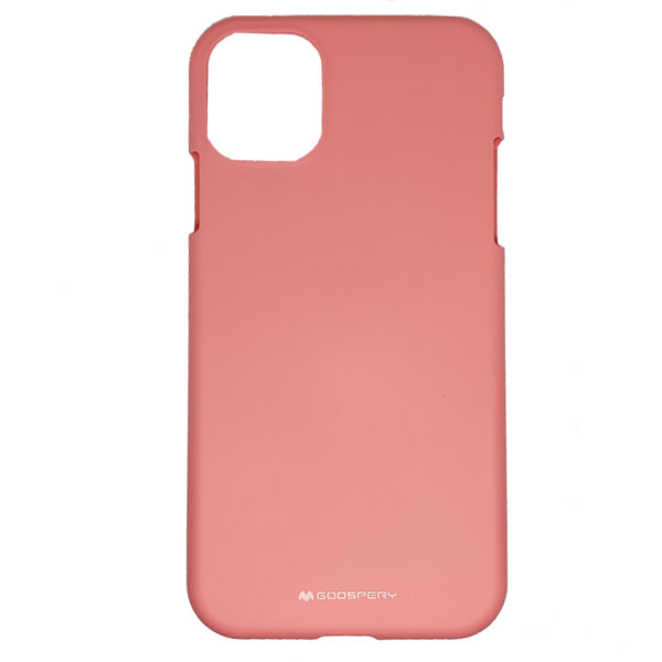 Soft Feeling Cover iPhone 11 Pro Coral