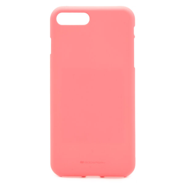 Soft Feeling Cover iPhone SE 2020 / 8 / 7 Coral