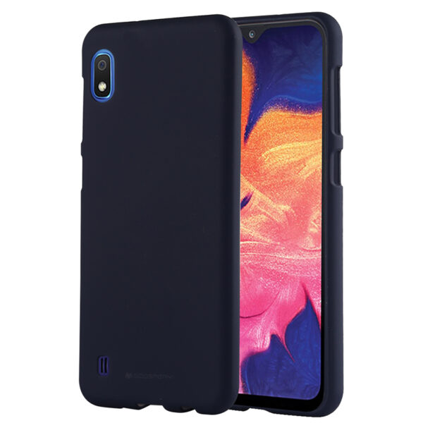 Soft Feeling Cover for Galaxy A10 Midnight Blue