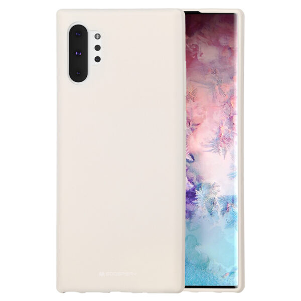 Soft Feeling Cover for Galaxy Note 10 Plus Dusty Sand
