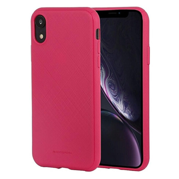 Style Lux Cover iPhone XR Rose Pink