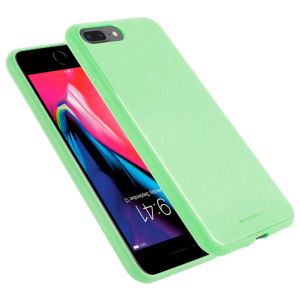 Style Lux Cover iPhone 7 Plus & 8 Plus Mint