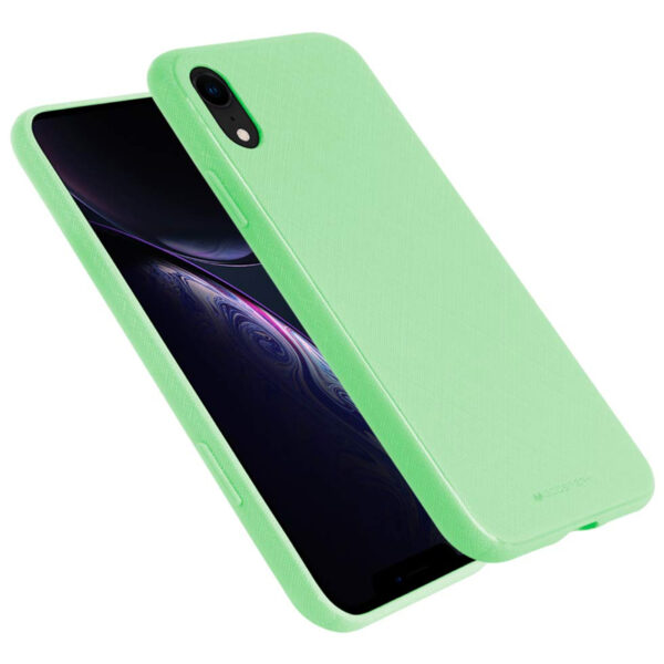 Style Lux Cover iPhone XR Mint