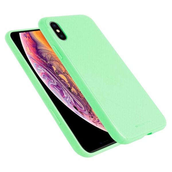 Style Lux Cover iPhone X & XS Mint