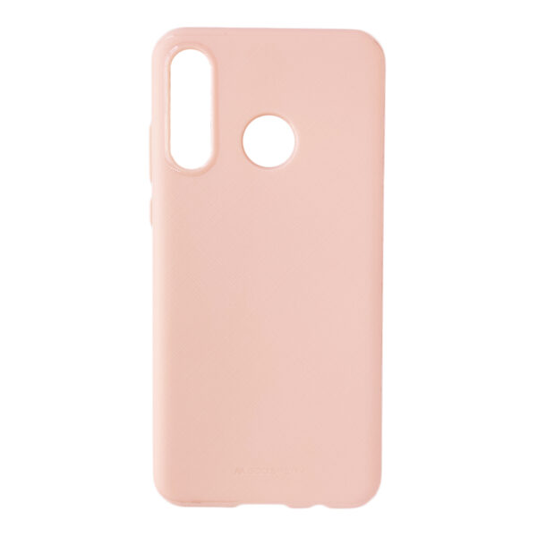 Jelly Cover Huawei P30 Lite Pink