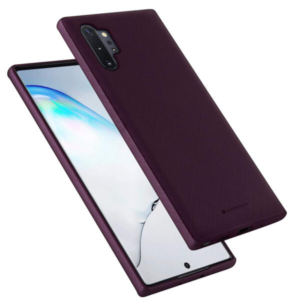 Style Lux Galaxy Note 10 Plus Plum