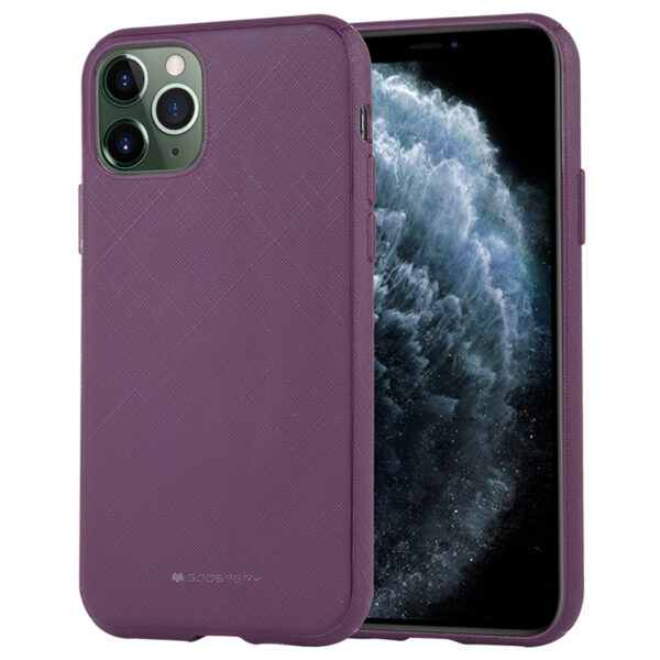 Style Lux Cover iPhone 11 Pro Max Plum
