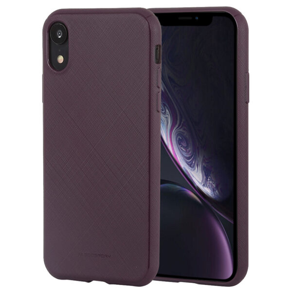 Style Lux iPhone XR Plum